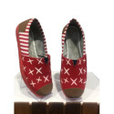 Available In Various Color Ladies Canvas Shoe