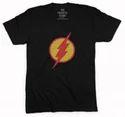 Men Faster Then Light Casual T-Shirt