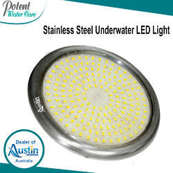 Stainless Steel Underwater LED Light