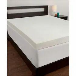 White Memory Foam Mattress