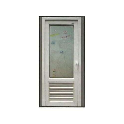 Bathroom Doors Kolkata aluminium bathroom door at rs 235 /square feet | puravachal