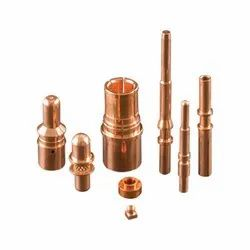Copper CNC Machined Components