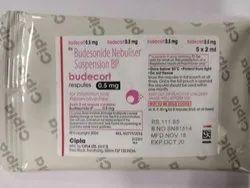 Budercort 0.5 Respules