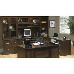 Wooden Office Furniture Services