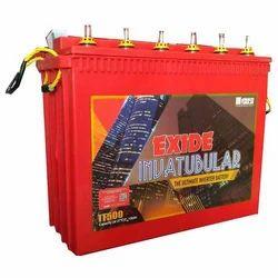 Exide Battery IT500, Capacity: 120 Ah