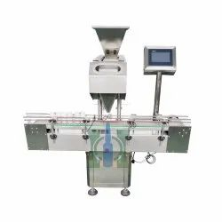 Single Head Tablet Counting And Filling Machine