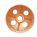 66T 34 Pitch Chain Wheel