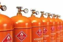 Commercial Hydrogen Gas Cylinder