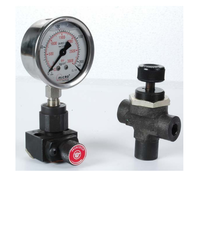 Gauge Isolator Hydraulic Valves
