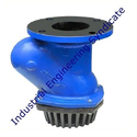 Normex B-05(N) Ball Foot Valve (Flanged)