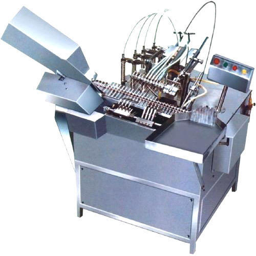 Four Head Ampoule Filling Sealing Machine