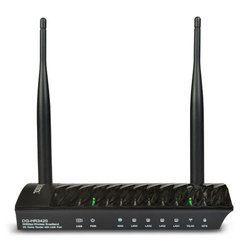 Digisol Black wireless router