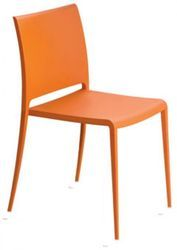 Molded Plastic Dining Chairs
