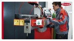 Fronius Automated And Manual Welding Machines