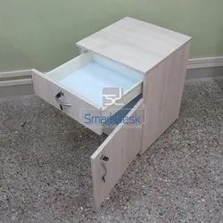 Compact Pedestal Drawer