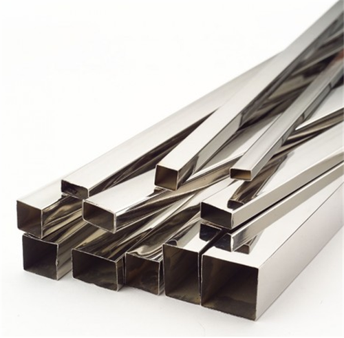 Stainless Steel Round Pipes - Stainless Steel Square Pipes