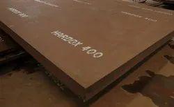 HARDOX 400 & 500 Steel Plates
