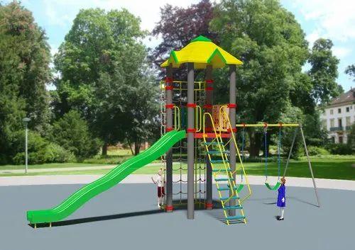 Outdoor Playground Equipment KAPS 2302