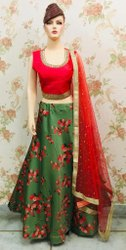 Floral Stylish Lehengas