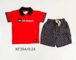 Boys Denim Suits, Age: Newborn-4 Yrs