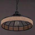 Designer Rope Lamp