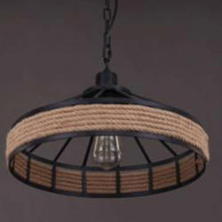 Designer Rope Lamp