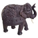 Teakwood Elephant