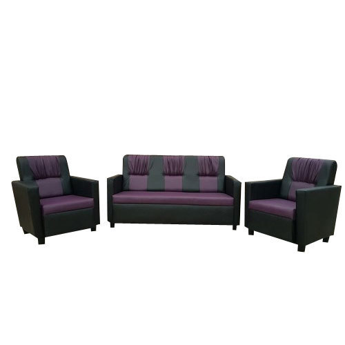 Black And Purple Ringle Sofa Set Rs 8500 Piece Ags Furniture Id