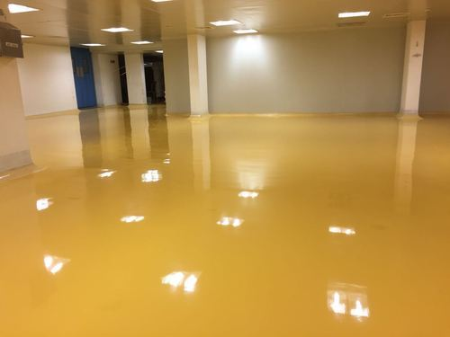 Self Leveling Epoxy Floor Coating Services