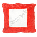 Red Sublimation Pillow P-23