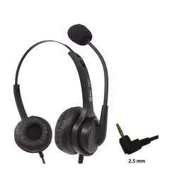 AR11N 2.5mm Call Center Headset