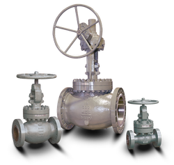 Globe And Stop Valves