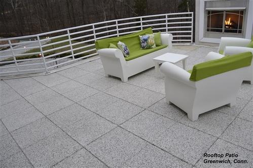 Roof Top Flooring 0 5 38 Mm Rs 20