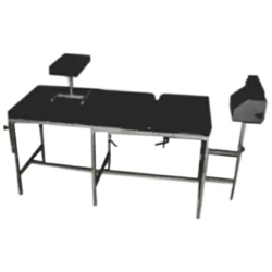 2 Fold Traction Table