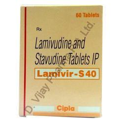 Lamivir S-40 Tablets