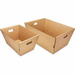 Cardboard Tote Tray