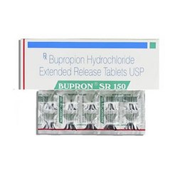 Bupron SR 150 Tablets