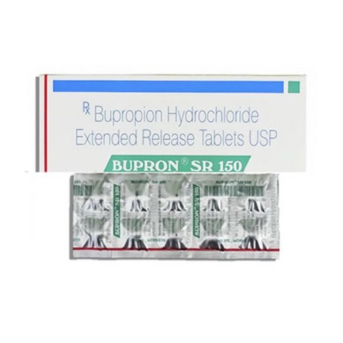 How long does bupropion sr 150 mg take to work