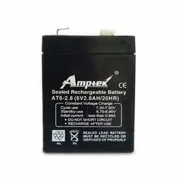 SMF Industrial Battery 6V2.8
