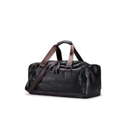 Custom Style Leather Duffel Bag