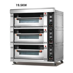 Stainless Steel 19.5 KW Electric Oven, Size/Dimension: 1220x815x1530 mm, Model Name/Number: Pe 36 Eo