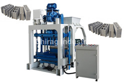 Semi Automatic Block Machine