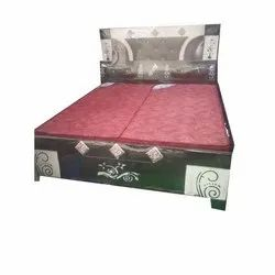 306fd8b7ff4 Wooden Storage Double Bed, Size: 6x6 Feet, Warranty: More Than 5 Year