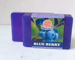 Blue Berry glycerin Soaps