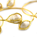 Pearl Gemstone Bangles