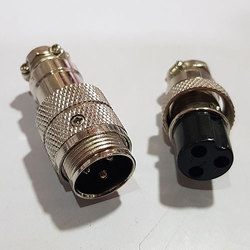Mini Round Shell Connectors