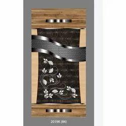 Exterior Wooden Panel Door