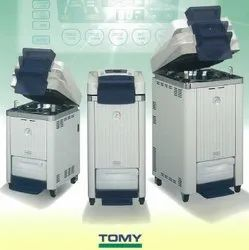 TOMY - Compact Vertical Autoclaves