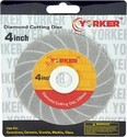 Yorker Diamond Cutting Disc