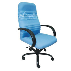 NF-121 Sky Blue High Back Executive Chair